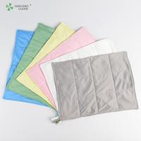 China Eco Friendly Anti Static Towel , Clean Room Cloth Wipes Comfortable factory