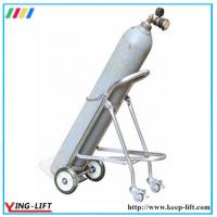 Buy cheap Foldable Stainless Steel Cylinder Hand Trolley TY120B from Wholesalers