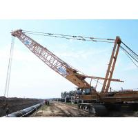 China Durable Knuckle Boom Jib Hydraulic Crawler Crane For Lifting 180tons Goods factory