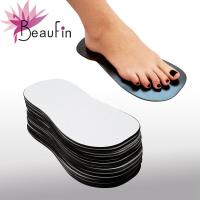Quality Hot sales! Customized design sticky feet for spray tanning,spa &beauty use wholesale