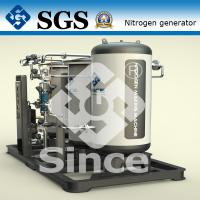 Buy cheap High Purity Tire PSA Nitrogen Generator System Automatic Operating from Wholesalers