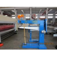 Buy cheap Long Life Foot Operated Carton Box Stapler Machine With Arm Length 1400mm from Wholesalers