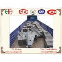 China Dia.2.2m Ball Mill Liners EB2002 on sale