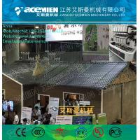 Buy cheap plastic pvc wave roofing tiles/plate/sheet production line from wholesalers