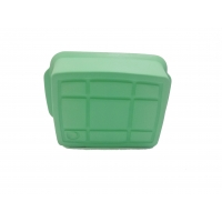 China Reusuable Ice Cube Storage Container Good Heat - Insulating Property factory