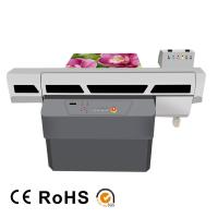 China Industrial Automatic UV Flatbed Printer With Two Japan D5 Print Heads factory
