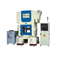 4 Guide Column Structure Punching Press Machine For LED / Automobile Industry