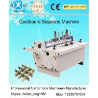 Buy cheap High Precision Automatic Cartoning Machine Cardboard Separating for Fruit Package Box from Wholesalers