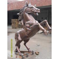 Buy cheap 2014 bronze horse sculpture from Wholesalers
