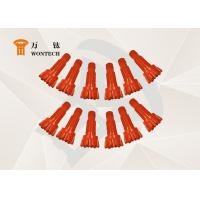 Buy cheap Good Reputation RHC Steel DTH Drill Bit , Water Well Drilling Tools Long Life from Wholesalers