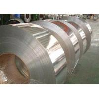 1% Nickel Stainless Steel Cold Rolled Coil, Anti Corrosion 201 Steel Strip Coil
