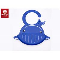 Buy cheap Soft Easily Wipes Baby Shampoo Cap Foldable Baby Bibs Marine Series Washable from Wholesalers