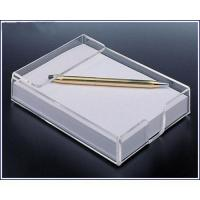 Buy cheap Acrylic Pad Holder from Wholesalers