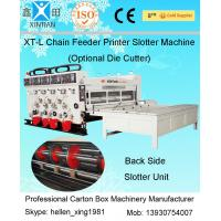 Buy cheap Horizontal Packaging Carton Folding Machine Semi - Automatic With Pneumatic Locking from Wholesalers