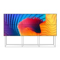 China 3x3 2x2 4k Video Wall With Floor Stand Bracket 55'' Low Power Consumption factory