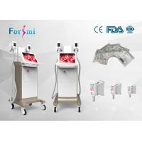 Buy cheap Professional 3 Handles Cryo Lipoliz Equipment / Cryotherapy  coolsculpting Fat Freeze Machine from Wholesalers