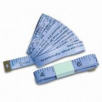 China Measuring Tape, Measures 9/16 x 60 Inches, Customized Designs are Accepted on sale