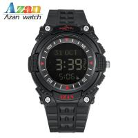 Quality alarm lcd sport watch muslim azan compass  prayer  worship watch sport lcd watch wholesale
