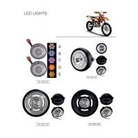 Buy cheap Modification Led Motorcycle Headlamps ABS Plastic Material General Purpose from wholesalers