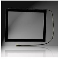 China Surface Acoustic Wave Smart Home Touch Panel 6mm Drift Free Operation For Computer on sale
