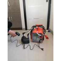 China HDPE Electrofusion welding Machine with scanner 20 to 400 mm 1/2 inch to 16 inch factory