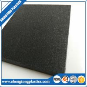 Buy cheap virgin high density polyethylene HDPE orange peel black sheet supplier from Wholesalers