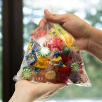 "Buy cheap 8"" X 10"" Commercial Food Bags Custom Printed Plastic For Candy Storage from wholesalers"