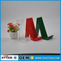 China Hot sale! acrylic book holder, book end, Acrylic book stand factory