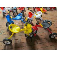 China colorful tricycle for kids,new model baby ride on car factory