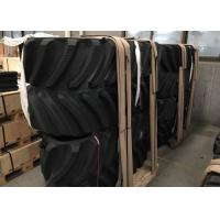 """China Black Tractor 30"""" 9570RT Agricultural Rubber Tracks factory"""