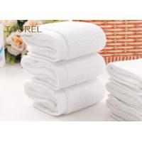 Buy cheap Economic And Reliable Hotel Face Towel , Egyptian Cotton Washcloths from Wholesalers