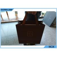China Shopping Cardboard Paper Bags Logo Printing Complete Design Environmental Protection on sale