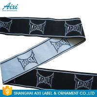 Buy cheap Customized Printed Elastic Waistband For Popular Underwear / Cothing from wholesalers
