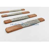 Buy cheap EMI Shielding Tinned Copper Braided Sleeving Heat Insulation For Television from Wholesalers
