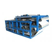 China Energy Saving Wastewater Treatment System High Efficiency Belt Filter Press on sale