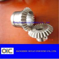 Buy cheap High strength Transmission Spare Parts Long life Construction Gear from Wholesalers