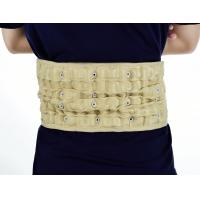 China medical Inflatable traction belt/ air inflation waist belt for spinal stenosis/auto lumbar factory