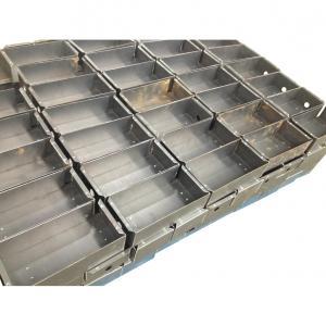 China OEM ODM Zinc Plating TS 16949 Sheet Metal Forming Parts on sale