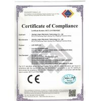 Jiaxing Linger Electronic Technology Co., Ltd. Certifications