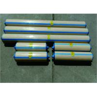High Wear Conveyor Plastic Rollers Small Power Consumption For Fertilizer Industry