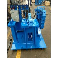 China Manual / Electric DTH Hammer Breakout Bench With 875mm-1050mm Height factory