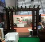 Quality Rot Resistance Garden Pergola Kits , Composite Pergola Kits Fading Resistance wholesale