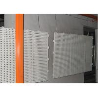 Buy cheap Processing Molding Custom Aluminum  Panels For Curtain Wall System from Wholesalers