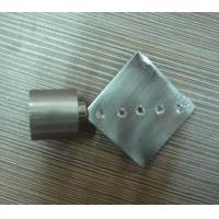 Buy cheap Metal curtain pole ends from Wholesalers