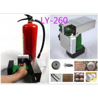 with CE SGS ISO Industrial Ink Jet Bar Code Printer/logo printing machine/ly-260