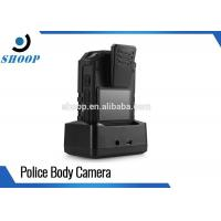 Buy cheap Ambarella A7L50 Police Wearing Body Cameras , Police Wearable Camera IP67 32MP WIFI from Wholesalers
