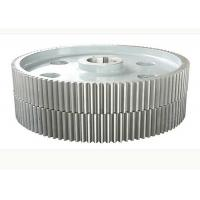 Buy cheap Custom Conical CNC Machining Gears / Mill Pinion Gears for Mining Machine from Wholesalers