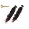 Tangle Free Real 100% Brazilian Human Hair Deep Wave For Salon