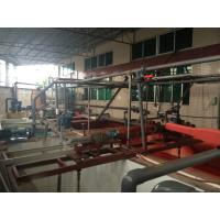 China Pulp Molding Disposable Tableware Making Machine With Wet Press System on sale