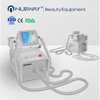 Buy cheap 2015 new style Portable Cryolipolysis+Lipo Laser Slimming Machine with medical CE from Wholesalers